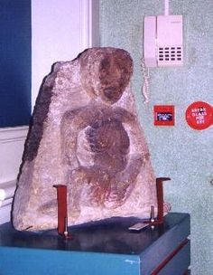 National Museum of Ireland Sheela-na-gigs