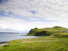 Remote shoreside hideaway on the Isle of Skye