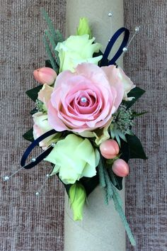 Wedding Corsage for Mother of the Bride