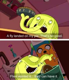 Tree Trunks Adventure Time Quotes