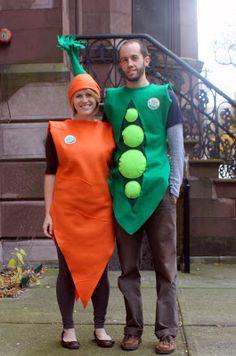 like peas & carrots – HOMEGROWN