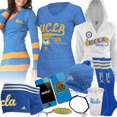 Women's UCLA Fan Gear