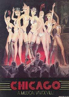 re: PHOTO FLASH! Original 1975 Broadway production of Bob Fosse's CHICAGO! (BroadwayWorld.com)