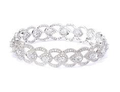 Non-Openable Classic Bracelet B159 | Bridal Jewelry | Tejani