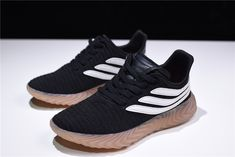 "purchase cheap 44e6e b9948 2018 adidas Sobakov ""Black Gum"" BlackWhite-Gum AQ1135 Free Shipping Black"
