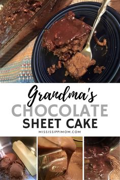 Grandma's Chocolate