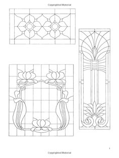 Amazon.com: 162 Traditional and Contemporary Designs for Stained Glass Projects (Dover Stained Glass Instruction) (9780486269283): Joel Wallach: Books