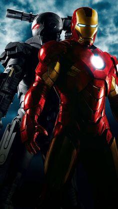 Ultimate Iron Man: The Making of Iron Man 2 Marvel Films, Marvel Heroes, Marvel Cinematic, Iron Man Wallpaper, Marvel Wallpaper, War Machine Iron Man, Iron Man Photos, Iron Man 2 2010, Iron Man Fan Art