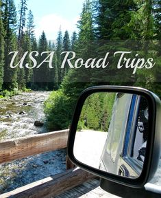 Our favorite USA road trips plus the resources for planning them. Guaranteed to make your travel feet itchy. Road tripping is a fun way to travel in the USA.