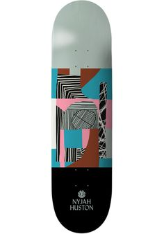 Element Nyjah-Quilted - titus-shop.com  #Deck #Skateboard #titus #titusskateshop