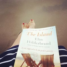 Summer vacation - The Island by Elin Hilderbrand… | A Bowl Full of Lemons