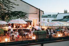 Schon seit Jahren schwärmen Freunde und Bekannte vom Emiko, dem Restaurant im Louis Hotel, das nicht nur mit einem einmaligen Blick über den Viktualienmarkt punktet, sondern auch eine grandiose Dachterrasse, veganen Brunch und tolle Köche aus Tokio am Start hat.
