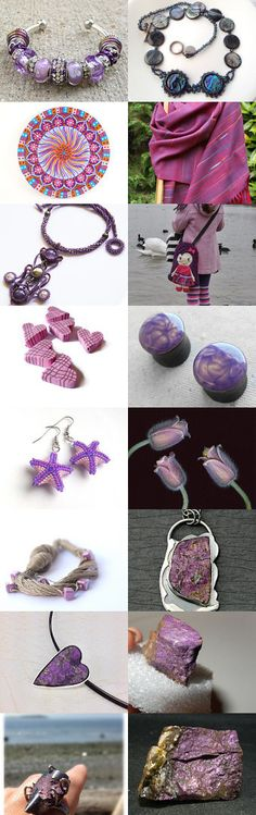 purpure in home by Helena Mijatovic on Etsy--Pinned with TreasuryPin.com