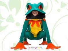 #Disfrazrana #costumes #frog #rana #carnaval #fun #carnavaldemalaga www.todocarnaval.com