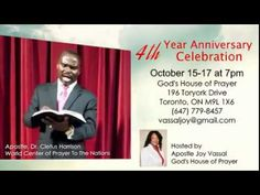 CANADA THIS IS YOUR TIME OF GOD'S SUPERNATURAL VISITATION