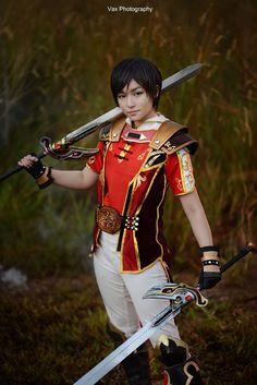 Dynasty Warrior 8 - Lu Xun by vaxzone on DeviantArt