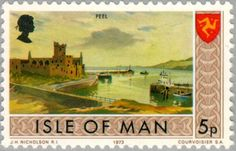 Sello: Views- Peel (Isla de Man) (Views) Mi:IM 20,Yt:IM 10,AFA:IM 10