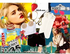 """""""Rodeo Summer"""" by colormecareless on Polyvore"""