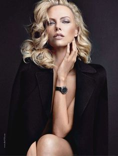 Charlize Theron for Dior VIII Time piece - My Face Hunter