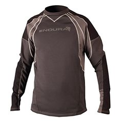 Endura MT500 Burner Cycling Jersey  LongSleeve  Mens Anthracite XXL >>> Continue to the product at the image link.(This is an Amazon affiliate link)