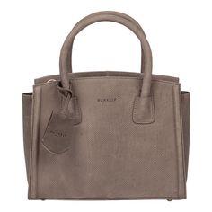 Burkely Lena Small Handbag Grey