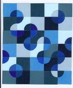 kleurcontrasten / kleur | Beeldende-vormgeving.jouwweb.nl