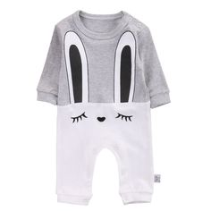 Rabbit Cartoon Jumpsuit. #petitelapetite #romper #jumpsuit #rabbit #bunny #cartoon #graphic #boys #hipster #babyclothes #onesie #onesies #onesieset #bodysuit #fall #spring #babyclothes #bodysuitset #romperset #baby #babies #toddler #toddlers #clothing #cute #toddlerwear #babywear #springclothes #fallclothes #clothes #cotton #babyclothesforsale #cutebabyclothes #coolbabyclothes #uniquebabyclothes #trendybabyclothes  #babyclothessale #babyclothesideas #babyclothesus #freeshipping