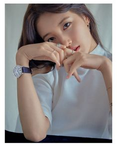 Suzy For ELLE Korea Magazine June Issue 2018
