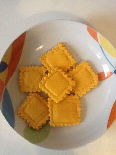 Tortellini in feltro #tortellini #madebyme #schoolprogect #love #autumn #hobby #simangia #scuola