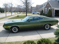 72 Ford Gran Torino Classic Auto, Classic Cars, Old Scool, 1973 Mustang, Ford Lincoln Mercury, Ford Torino, Ford Fairlane, American Muscle Cars, Station Wagon