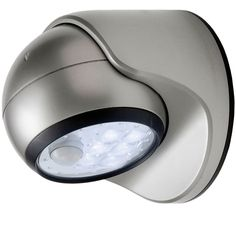 Replace your outside light with a motion-activated, rotating, porch light   RV Travel