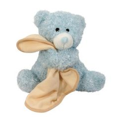 Give some snuggles this holiday!  Stephan Baby Blue Blankie Buddie Bear  #Kid #Bear #Blanket