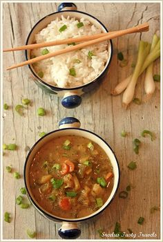 Spicy Pepper Coconut Yellow Thai Curry