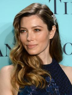 One of the easiest ways to retrofy your style is with a vintage hair accessory. Sparkly slides like Jessica Biel's do the job, just make sure you follow that unwritten rule of wearing your hair in a side parting and letting it fall loosely over one shoulder. You'll soon have rewound your look by at least nine decades!<br /><br /><strong>DIY top tip:</strong> Place your slide diagonally in line with your temple and just above your ear for a face-slimming effect. It will draw people's eyes…