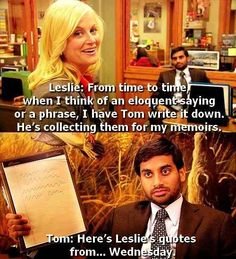 """He's devoted to his job. 