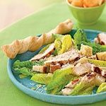 www.gaea.gr Hearts of Romaine Caesar Salad with Grilled Chicken Recipes
