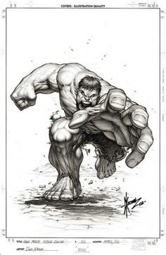 #Hulk #Fan #Art. (HULK MOVE STYLE GUIDE) By: DALE KEOWN. (THE * 5 * STÅR * ÅWARD * OF: * AW YEAH, IT'S MAJOR ÅWESOMENESS!!!™)[THANK Ü 4 PINNING<·><]<©>ÅÅÅ+(OB4E)