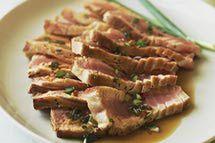 http://americanfood.about.com/od/seafood/r/Seared_Tuna_Recipe.htm