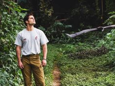 Henry Cavill Launches Campaign to Support Durrell Wildlife Conservation Trust