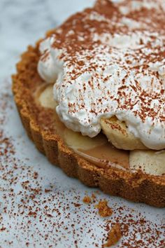 Banoffee Pie Make sure to follow cause we post alot of food recipes and DIY  we post Food and drinks  gifts animals and pets and sometimes art and of course Diy and crafts films  music  garden  hair and beauty and make up  health and fitness and yes we do post women's fashion sometimes  and even wedding ideas  travel and sport  science and nature  products and photography  outdoors and indoors  men's fashion too  postersand illustration  funny and humor and even home doctors  history and…