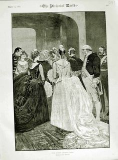 1883 QUEEN'S DRAWING ROOM DRESSES LUDLOW Queen Drawing, Royal Photography, Victorian Gown, Court Dresses, Gilded Age, Period Costumes, Royal Weddings, Drawing Room, British History