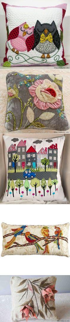 ammi.org.ua Cute Pillows, Diy Pillows, Decorative Pillows, Cushions, Patchwork Cushion, Quilted Pillow, Throw Pillow Cases, Throw Pillows, Sewing Crafts
