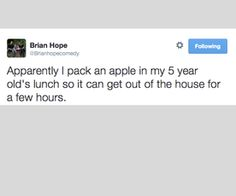 21 Tweets That Hilariously Sum Up What It's Like To Be A Parent - Mandatory