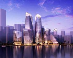 farrells set to masterplan shenzhen qianhai economic zone