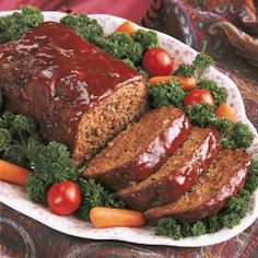 Best-Ever Meat Loaf Recipe - This is the one