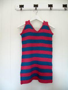 Honningblom/Honeyflower Knit Or Crochet, Crochet For Kids, Needlework, Knitting, Cute, Pattern, Tops, Design, Women