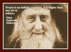 prayer .infinite creativity