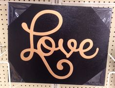 Gold and black love sign at hobby lobby Gold And Black Background, Love Signs, Black Love, Dream Bedroom, Hobby Lobby, Black Backgrounds, Future, House Styles, Wedding Ideas