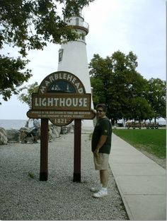 Marblehead Lighthouse - Marblehead, OH  - Lighthouse will be open 9/8/12 & 10/13/12  hours both days are 11:00 am - 4:00 pm and only cost $2.00 http://www.marbleheadlighthouseohio.org/events.htm