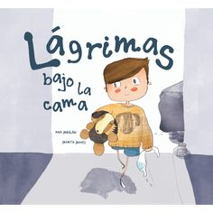 Reseña deL cuento autoeditado de Ana Meilán, Lágrimas bajo la cama